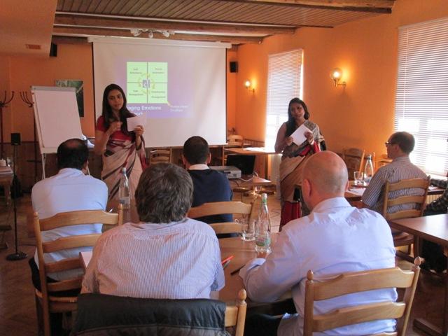 Corporate Training - Soft Skills - Isra