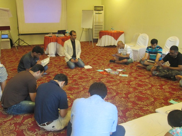 Outbound Training Isra